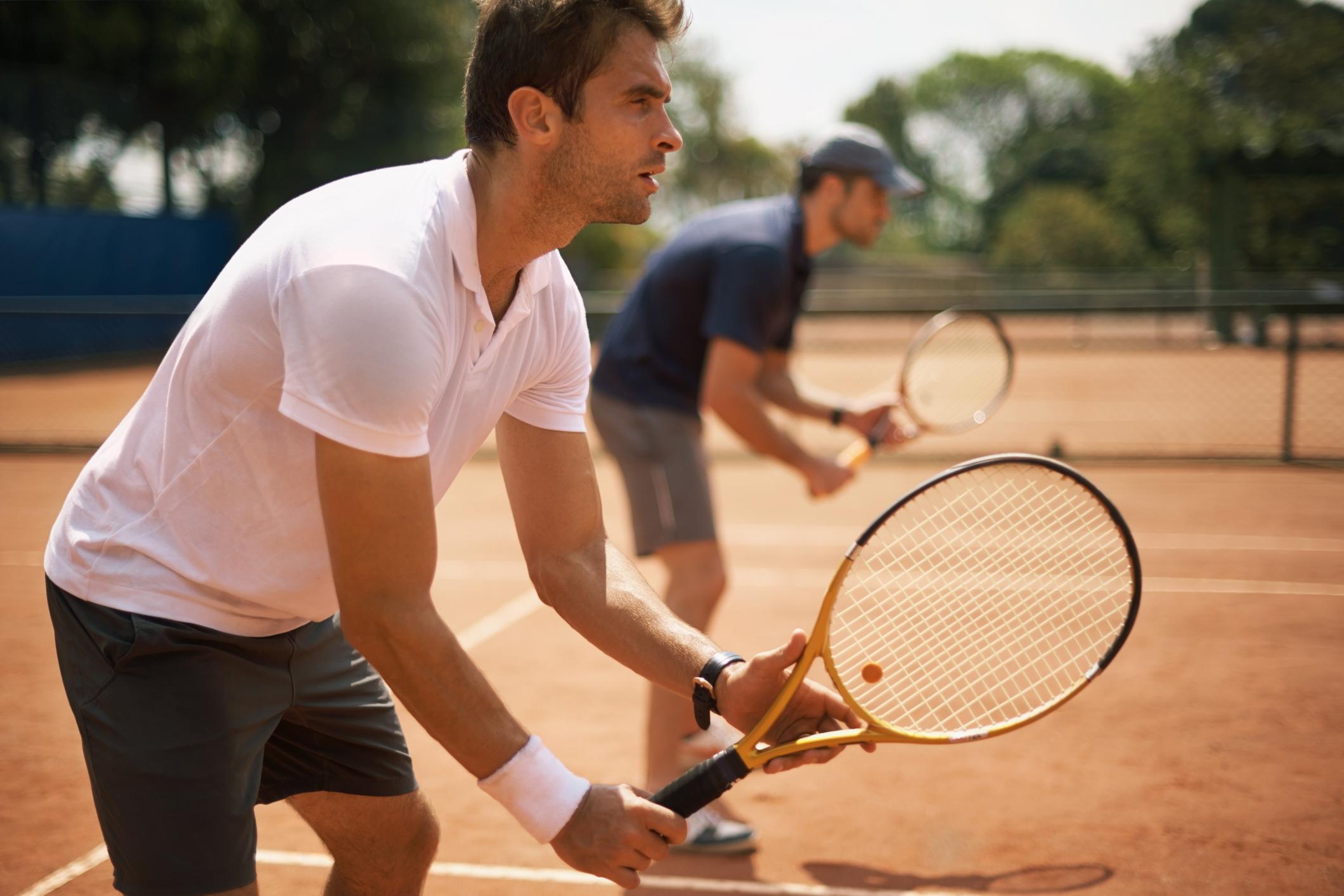 Tennis Mannschaft