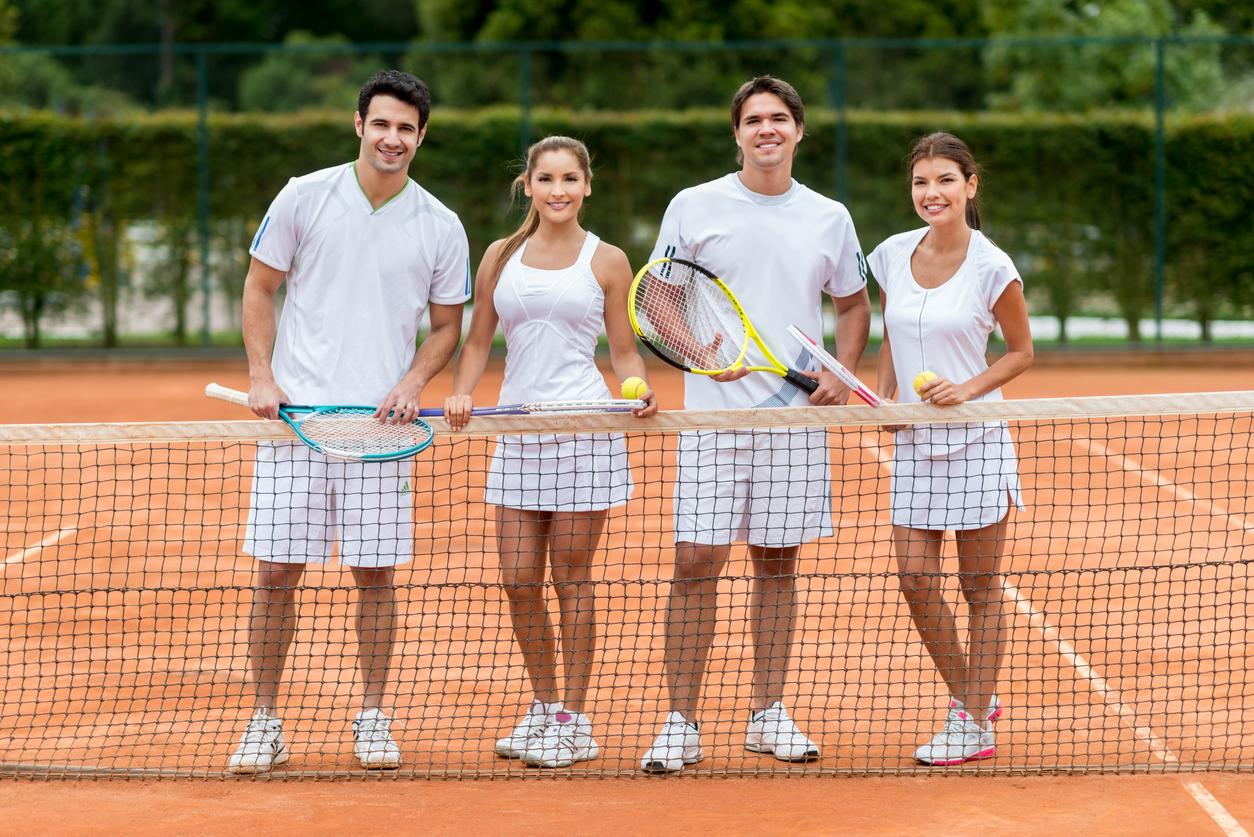 Tennis- Sommercamp Erwachsene