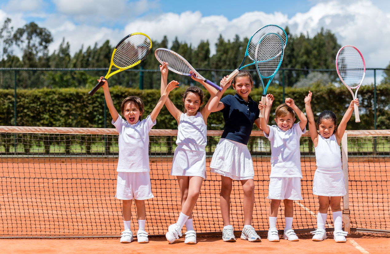Sommercamp Tennis Kinder
