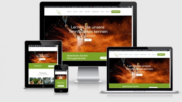 Neue Seite ist online